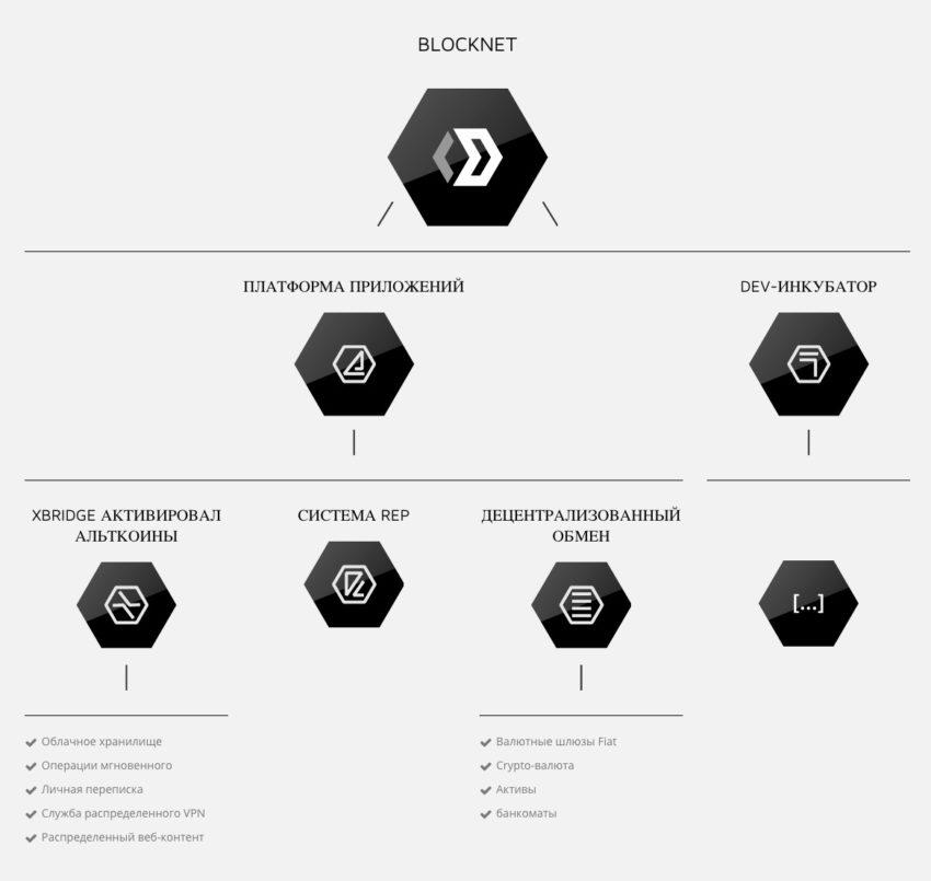 Обзор валюты Blocknet (Блокнет)
