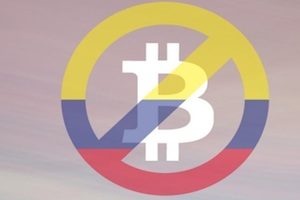 эквадор - запрет биткоина