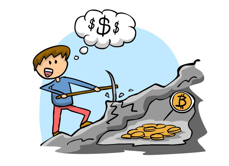 какую валюту мйнить