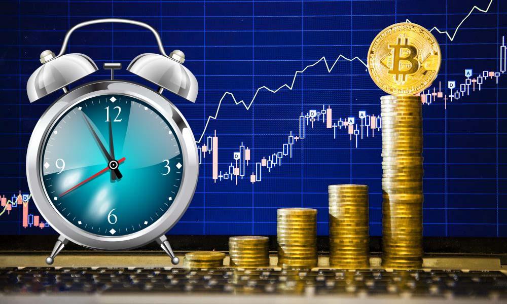 В какое время лучше торговать криптовалютой
