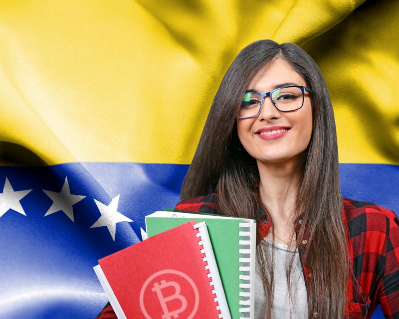 В Венесуэле открылась школа обучения криптовалютам