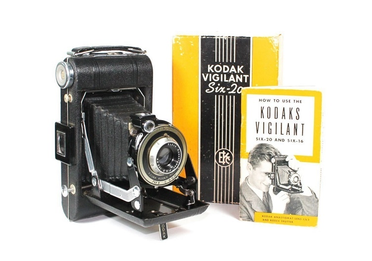 ICO Kodak может быть всего лишь спасением от банкротства