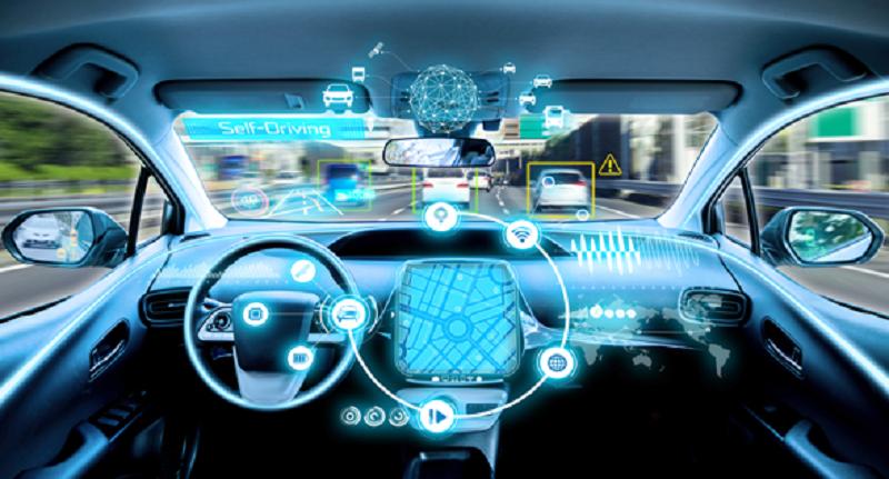 Bosch считает, что в будущем между его автономными машинами будут осуществляться микро криптоплатежи