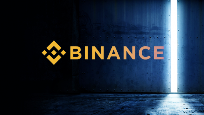 картинка binance crypto exchange