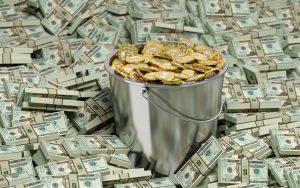 Какие компании получают от криптовалютного рынка астрономические прибыли?