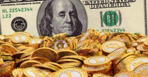 Криптовалютный рынок уже достиг 420 млрд. долл.