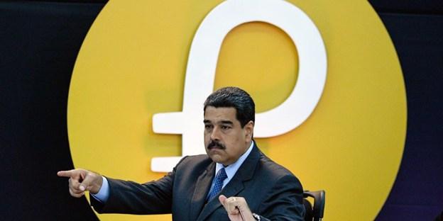 Николас Мадуро: El Petro интересуются покупатели из 127 стран