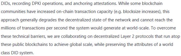 Microsoft считает, что увеличение размера блока снижает уровень децентрализации