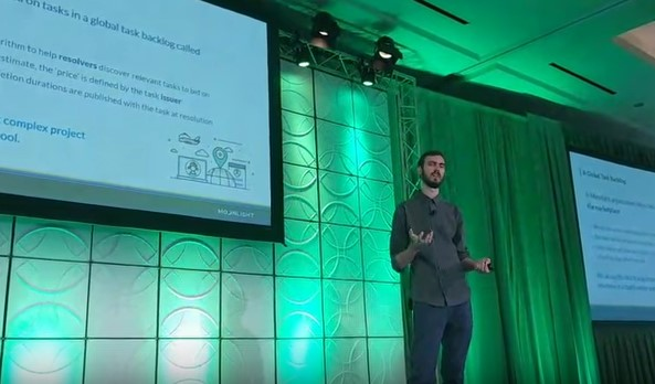 Конференция DevCon стала центральным элементом в отчете NEO за январь 2018