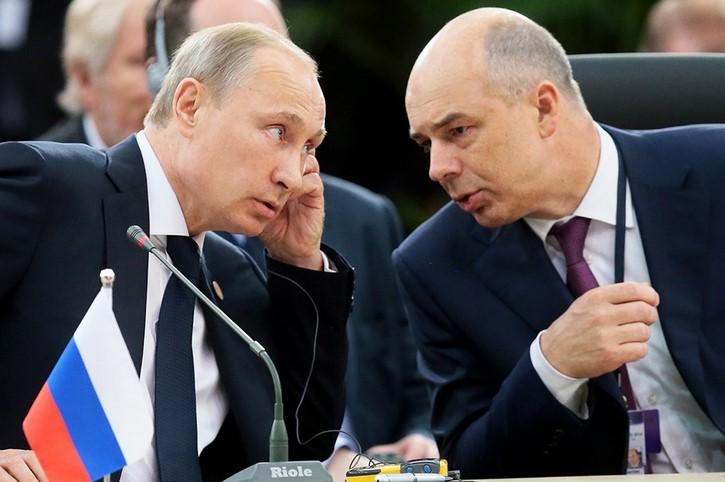 Антон Силуанов: «Минфин РФ готов поддержать создание российской криптовалюты»