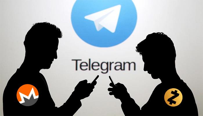 Злоумышленники использовали уязвимость в Telegram для загрузки майнеров и шпионских программ