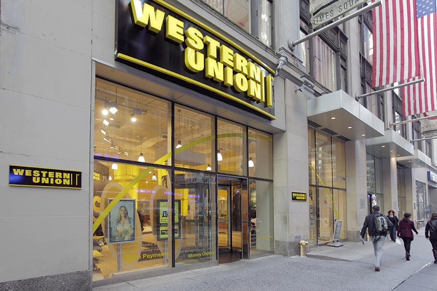 Western Union тестирует блокчейн Ripple
