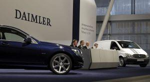 Daimler заплатит криптовалютой за безопасную езду