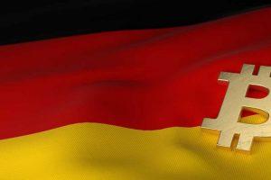 Флаг германии биткоин