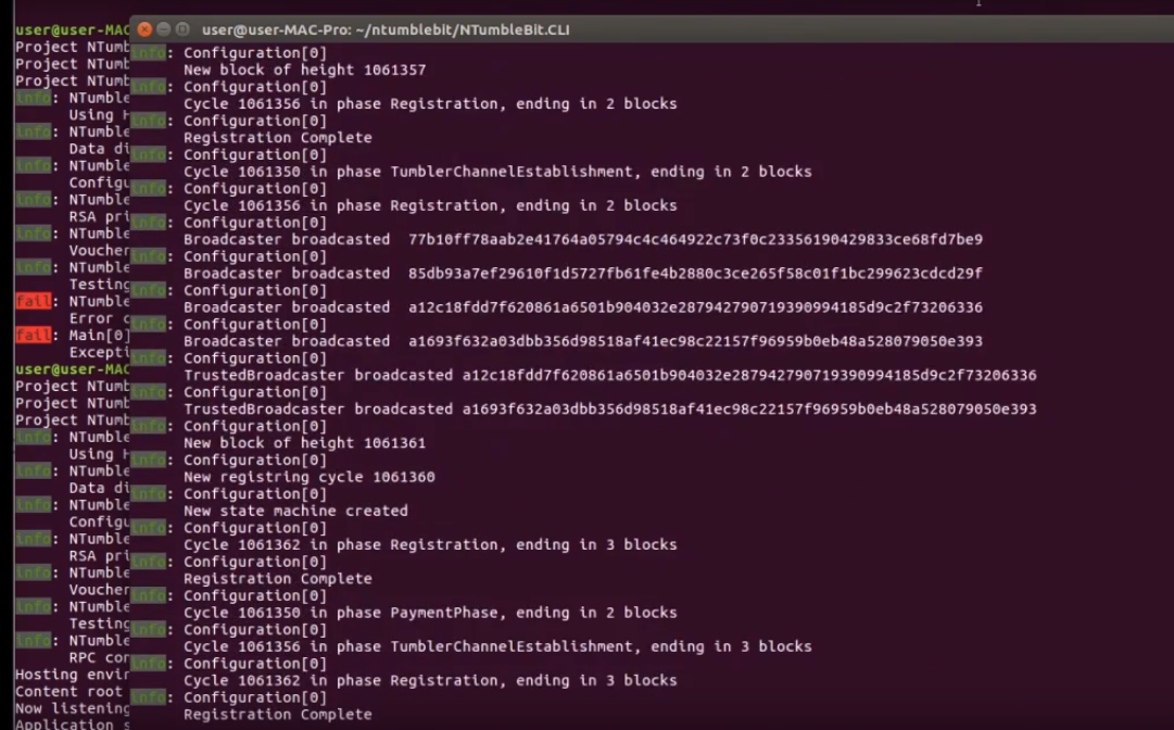 NtumbleBit сервис