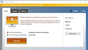 Не все потеряно. Windows Defender предотвращает скрытый майнинг на ПК