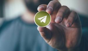 ICO TON Telegram