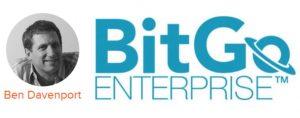 Бен Дэвенпорт сменит должность технического директора на роль советника BitGo