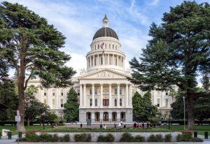 Калифорния сделала первый шаг в направлении блокчейн