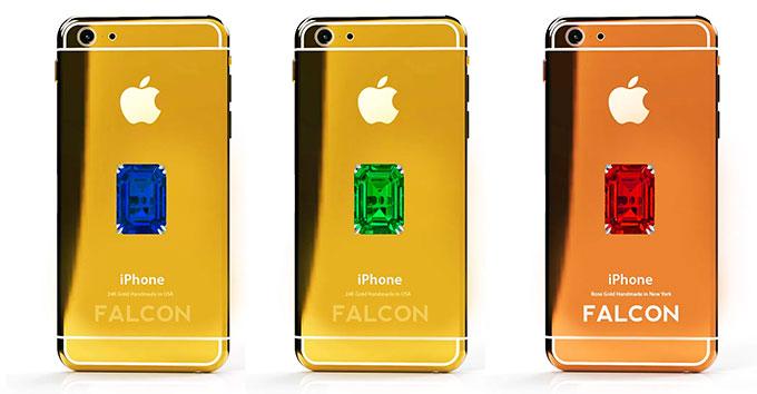 Apple iPhone Falcon Supernova
