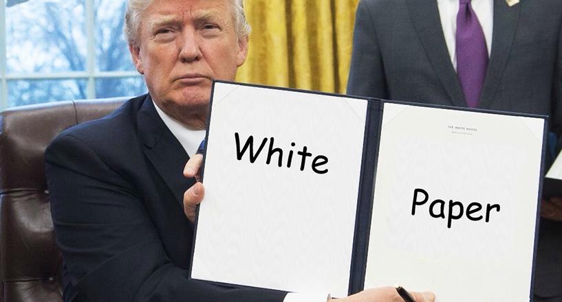Что такое whitepaper