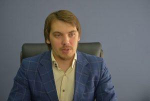Алексей Гончарук, глава Офиса эффективного регулирования