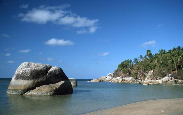 Остров Ланаи, гавайский архипелаг