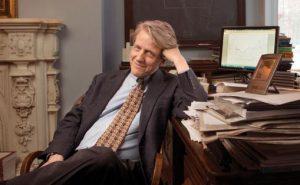Роберт Шиллер, лауреат Нобелевской премии по экономике