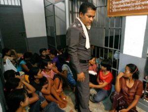Тюрьма Таиланда