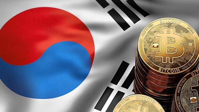 Правительство Южной Кореи не решилось ввести регулирование криптовалют