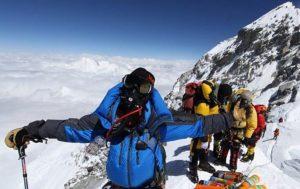 Подъем на Эверест