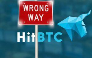 HitBTC теперь недоступен для резидентов Японии