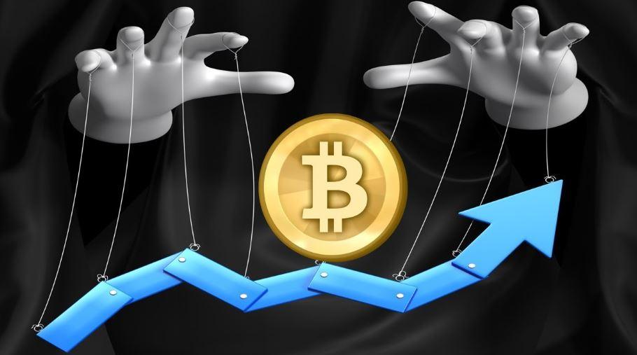 Манипуляции на криптовалютном рынке