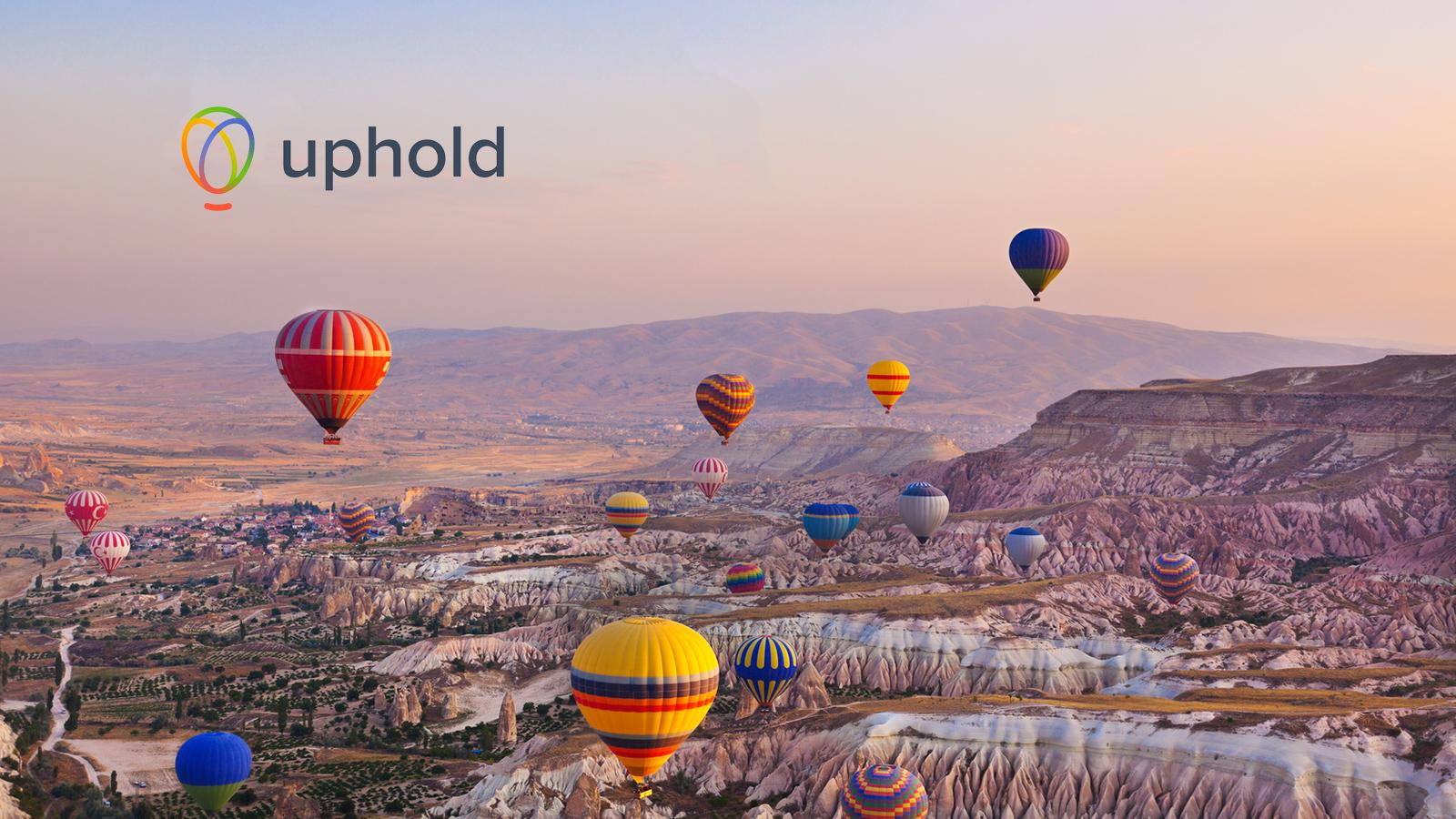 Uphold откроет подразделение ценных бумаг