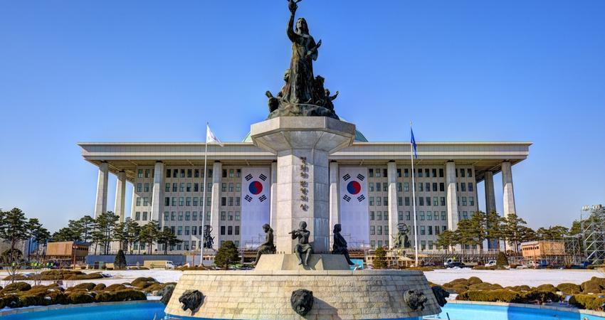 Законодатели Южной Кореи намерены ускорить регулирование криптовалют