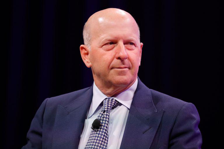 Новый гендиректор Goldman Sachs проявил заинтересованность в биткоине
