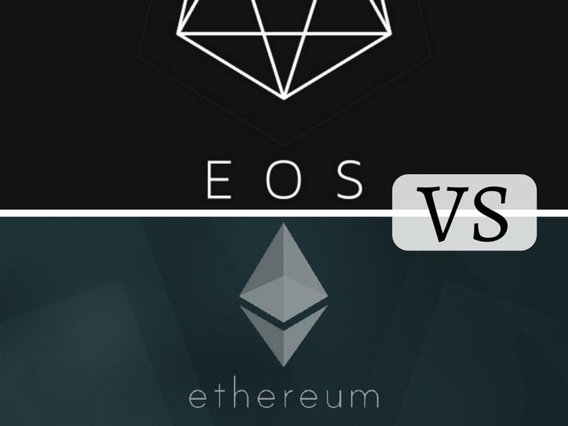 Просадка сети Ethereum не вызвана ростом EOS