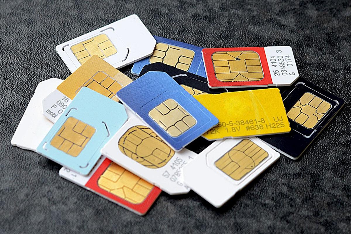 Сим-карты для мобильных телефонов