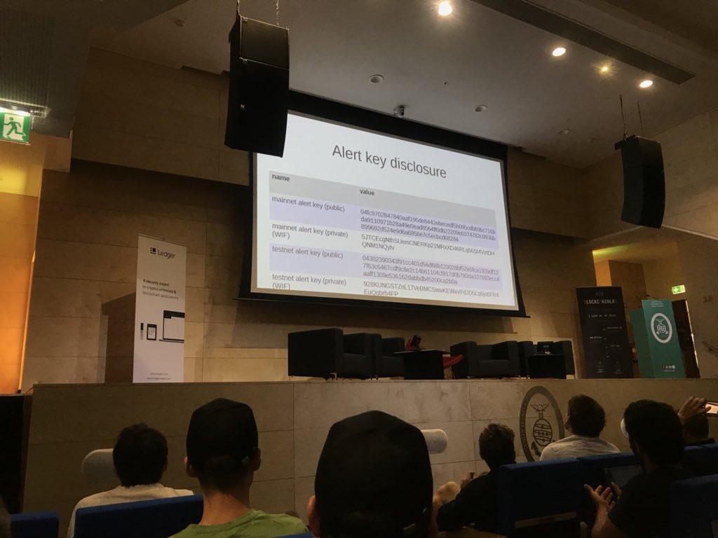 Раскрытие тревожных ключей биткойна на конференции в Лиссабоне