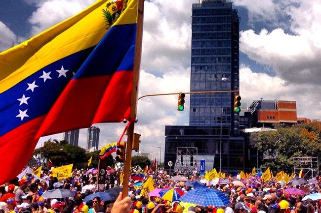 Венесуэльский Redditor запустил движение для сбора пожертвований на покупку продуктов