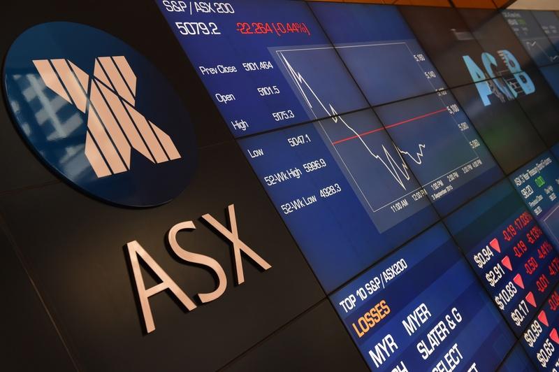 ASX намерена перевести свою электронную систему на платформу блокчейн