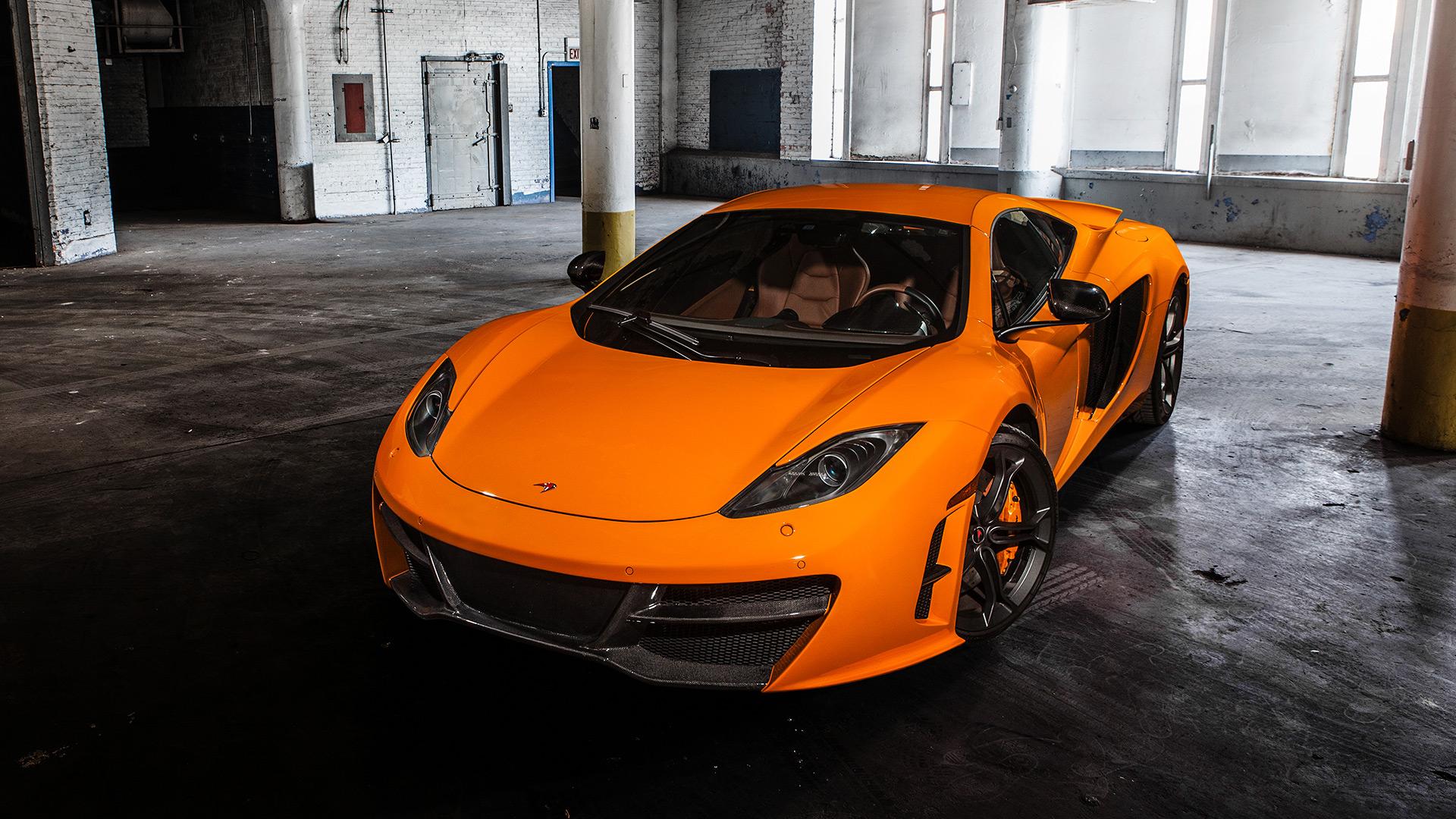 19-летний хакер приобрел McLaren за краденные биткоины