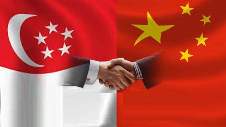 Для усиления сотрудничества компаний Сингапура и Китая создали блокчейн фонд