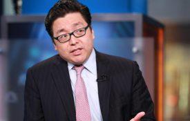 Том Ли уверен, что курс биткоина к концу года составит $20 тыс.