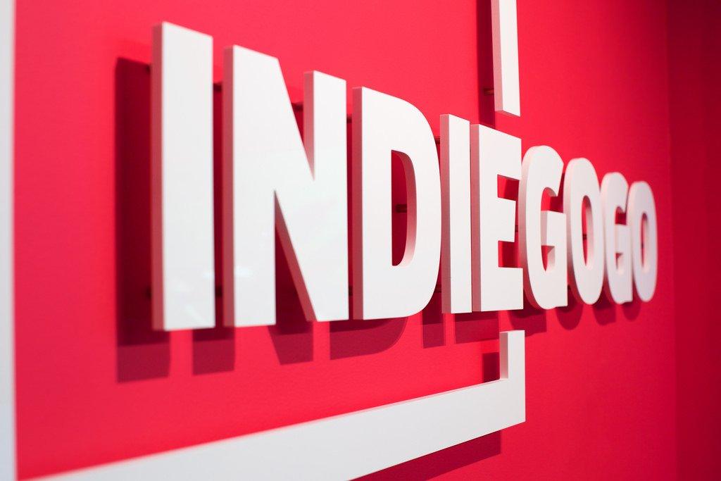 На платформе Indiegogo появились токены безопасности ICO