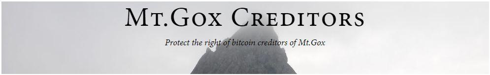 Mt.Gox Creditors