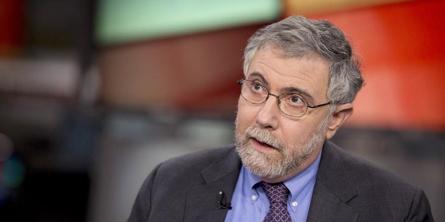 Кругман: Биткоин стирает столетия денежной революции