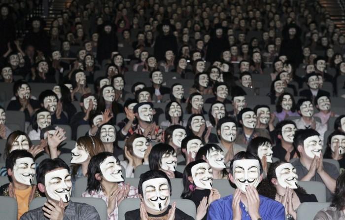 Группа анонимов