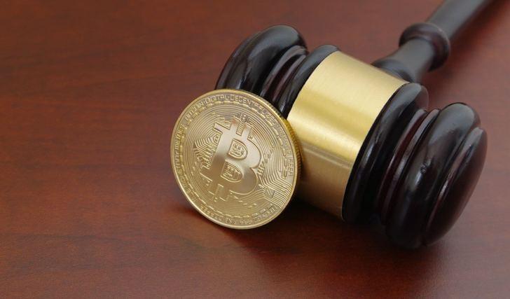 Количество судебных исков с криптовалютами увеличилось в 3 раза с начала года