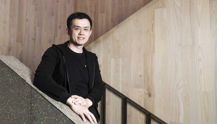 Чанпен Чжао, глава Binance
